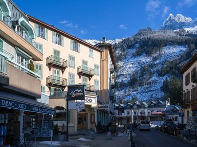 Photo for Apartment / app. for 2 guests with 30m² in Chamonix-Mont-Blanc (71773)