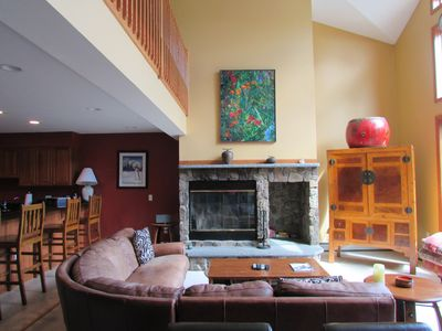 Photo for 5 Bedroom Bretton Woods Family Gathering - A Slice Of Heaven w/ view of Ski Area