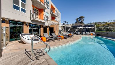 Photo for Cook meals at home in this 1BD Pacific Beach condo