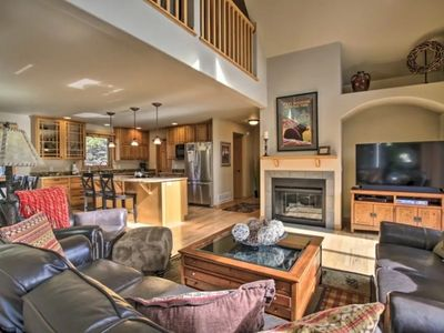 Photo for This Exceptional 3 bed, 2 1/2 Bath Condo is Close to Town, 2 Miles from RMNP, Walk to Big Thompson River - Whispering Pines