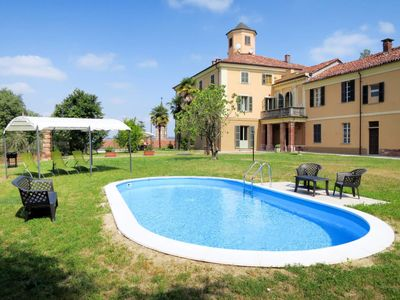 Photo for 5 bedroom Villa, sleeps 12 with Pool, FREE WiFi and Walk to Shops