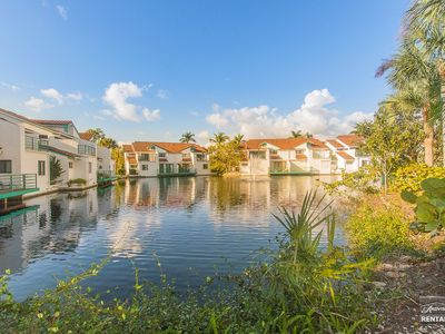 Photo for Charming Mediterranean Style Village with Gulf Access!