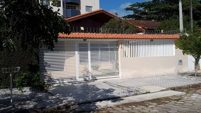 Photo for Excellent House in Peruíbe for 10 people with great area of leisure and Wifi