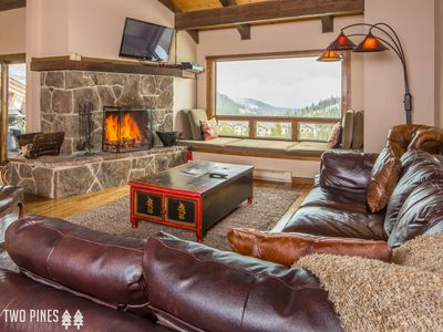 Photo for SKI-IN/SKI-OUT Beaverhead Penthouse!- Views, Steps from the Resort & More!