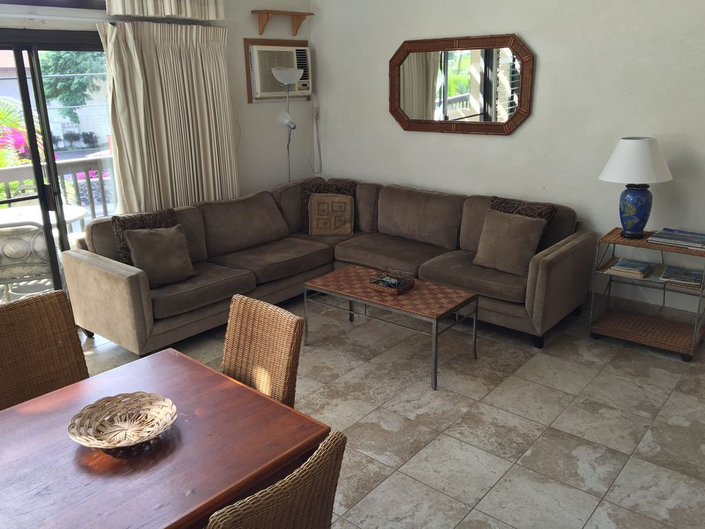 Sofa removable free spirited and flexible d 233 sir 233 e - Large Open Living Room Featuring A New Couch And New Tile Floor Kge