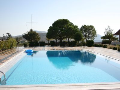 Photo for 3BR Villa Vacation Rental in Palea Fokea