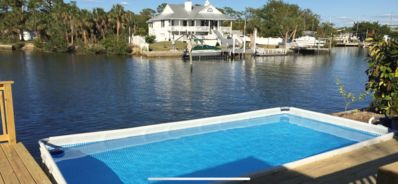 Photo for Aloha Paradise Hernando Beach - Perfect Winter Retreat! Deep Water Canal, Pool