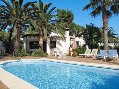 Photo for Vacation home CASA JAEN (MRA713) in Moraira - 4 persons, 2 bedrooms