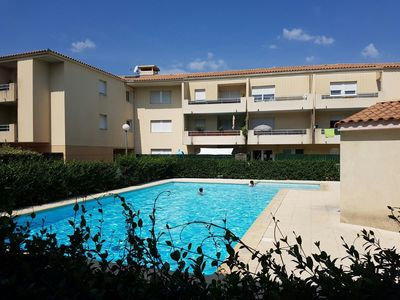 Photo for CHARMING APARTMENT WITH BALCONY - MONTPELLIER