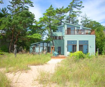 Photo for Fantastic Family Cottage on Sand Beach