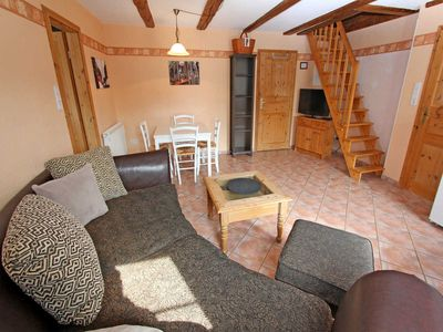 Photo for Apartment SEE 10030-Whg. 3 - Ferienhof directly on the Müritz SEE 10030