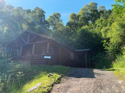 Photo for Vacation home Gingerbread Cabin in Drumnadrochit - 2 persons, 1 bedrooms