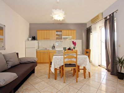 Photo for Apartments Mara (24791-A5) - Supetar - island Brac
