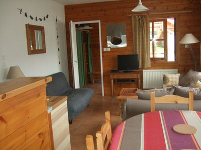 Photo for Vars Les Claux: Chalet - Vars les claux
