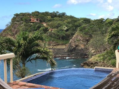 Photo for Spectacular views over the ocean at Casa Ezulwini