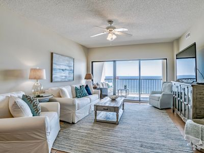 Photo for **Brand New Rental* Updated, spacious, beach front 3BD Condo! Great location!!