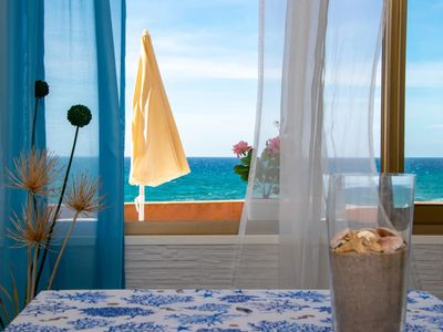 Photo for Sardinia Castelsardo directly on the sea apartment