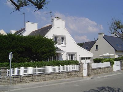 Photo for ILE TUDY House Finistère seaside / beach 100m Wifi 5 bedrooms garden