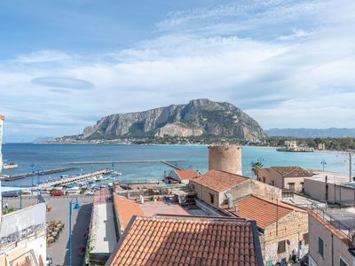 "Photo for ""THE TERRACE ON THE SEA"" MONDELLO"
