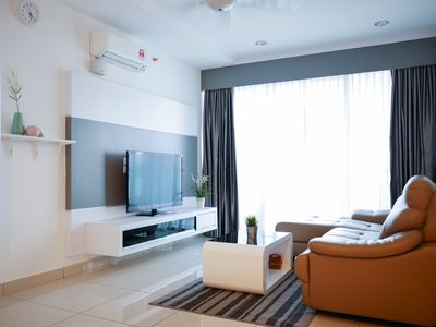Photo for 2BR Apartment Vacation Rental in Georgetown, Pulau Pinang
