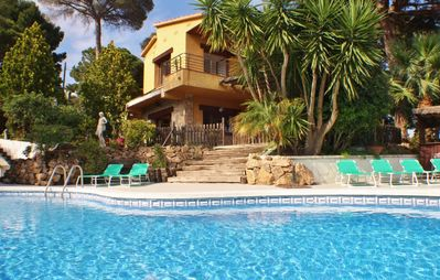 Photo for CM334 - Total privacy and spectacular views to the mountains & sea