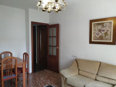 Photo for Ideally located and central, For 4 people.