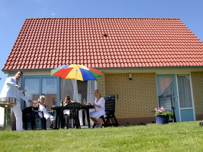 Photo for Villa with sauna, in a holiday park with many facilities such as an indoor pool