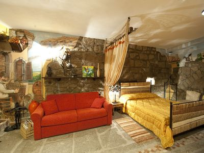 Photo for Characteristic holiday home in the medieval district THE ANCIENT LOCO COMMODO