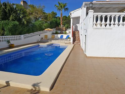 Photo for Vacation home Casa Meluca  in Calpe/ Calp, Costa Blanca - 4 persons, 2 bedrooms