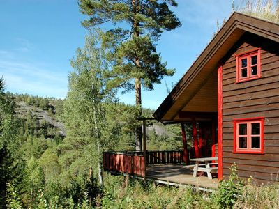 Photo for Vacation home Felle  in Aamli, Southern Norway - 8 persons, 4 bedrooms