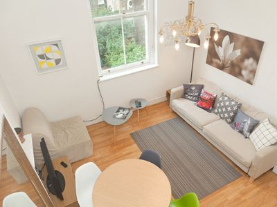 Photo for Entire apartment near Westfield, Olympia and local underground stations