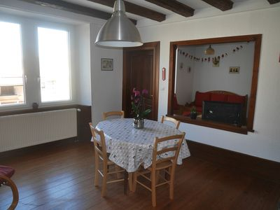 Photo for cottage le merle 90m2 2km from kayserberg and 8km from Colmar