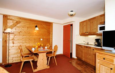 Photo for Residence Odalys Les Alpages du Corbier **** - 2 Rooms 4 People
