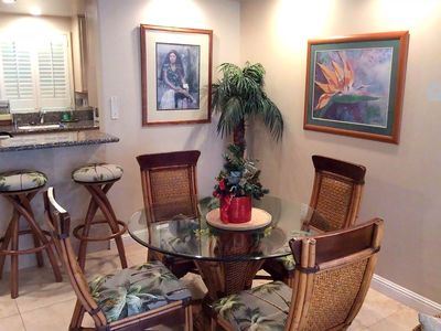 Photo for Paradise You Can afford! Highly Upgraded 2BA/2bd  W/ Cool Central Air