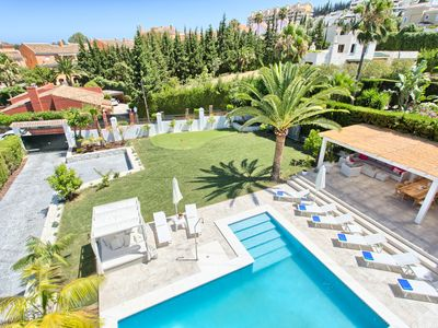 Photo for 4BR House Vacation Rental in Marbella