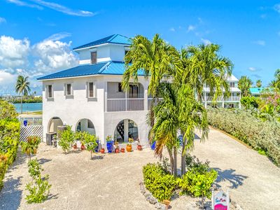 Photo for Private Oasis ~ Ocean side Marathon Vacation Rental