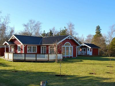Photo for Magnific Holiday Home with Garden in Maribo Denmark