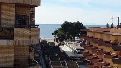 Photo for GRAN APART. UP TO 11 PAX SEA VIEWS, BEACH SIDE AND LEISURE AREA SALOU