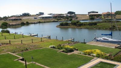 Photo for Waterfront Property - Private Jetty - Free Kayaks/ SUP - Pool table - Fenced