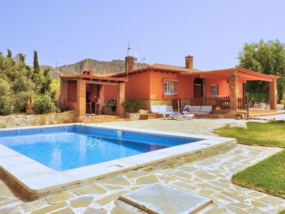 Photo for Detached rural and rustic house with a private swimming pool suitable for kids