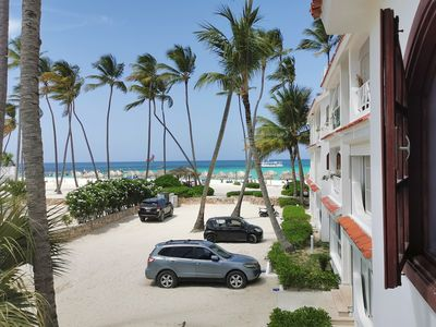 Photo for MODERN CONDO 6 people BEACH FRONT OCEAN VIEW