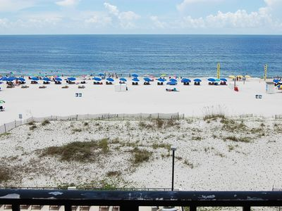 Photo for Island Winds East 409 Amazing views from this nice gulf front condo,
