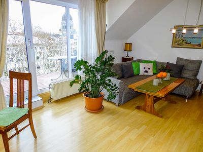 Photo for Roof apartment - Apartment Stadtmitte
