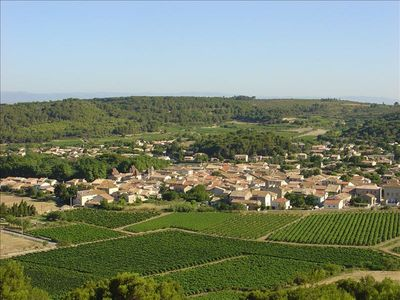 Photo for In the South of France Near the Sea Surrounded by Vineyards