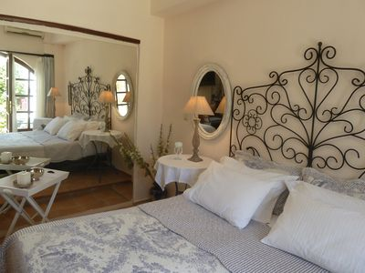 Photo for ASTERI - Tranquil retreat in a smart design mood. Perfect for couples.