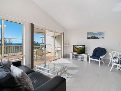 Photo for Lennox Head Ocean Views Unit 22/7 Park Lane