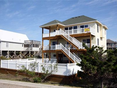 Photo for Oceanview Haven, Avon- Pool, Hot Tub, Game Rm, Pier Passes, Cmty Beach Boardwalk