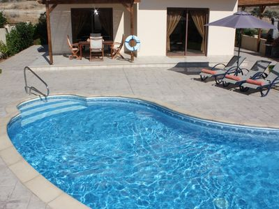 Photo for Private holiday villa close to the beach and all the other amenities