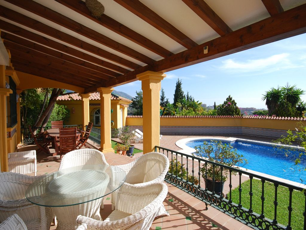 Holiday Villa Near Fuengirola With Private Swimming Pool In A Green Oasis Fuengirola Costa Del