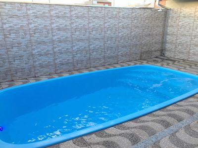 Photo for Casa Aroeira, Swimming Pool w / Heater, Air Conditioning Room and Bedrooms, NetFlix